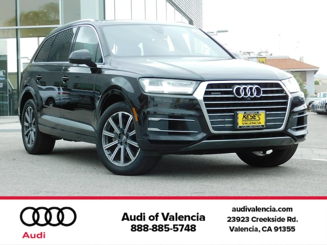 Used Audi Car Dealer in Valencia CA | Find Used Audi Cars For Sale
