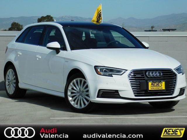 New Audi A Etron For Sale In Valencia CA VIN WAUTPBFFJA - Audi a 3 etron