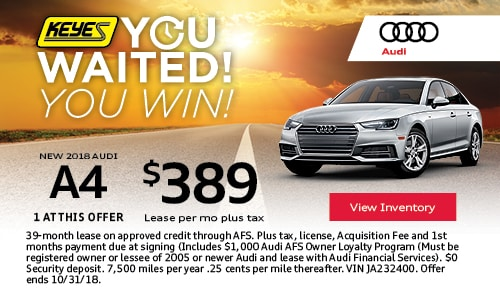 New Audi Specials Audi Valencia Audi Cars Near Los Angeles CA - Audi cars on lease