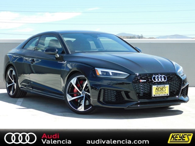 New Audi RS For Sale In Valencia CA VIN WUAPWAFJA - Audi rs 5