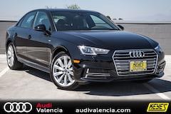2018 Audi A4 2.0T ultra Sedan