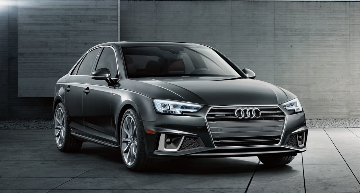 2020 Audi A4 Offers Exciting Updates Audi Valencia