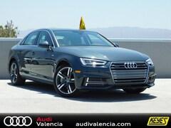 2017 Audi A4 Premium Plus Sedan