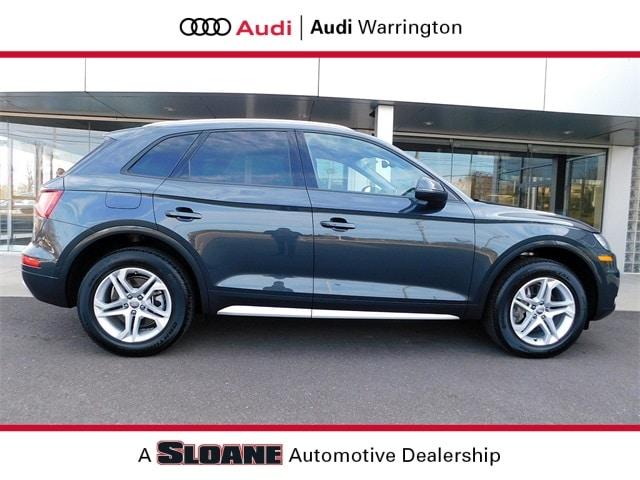 Used 2018 Audi Q5 2.0T SUV Warrington