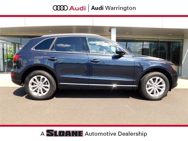 Certified pre owned 2016 Audi Q5 2.0T Premium Plus SUV Warrington