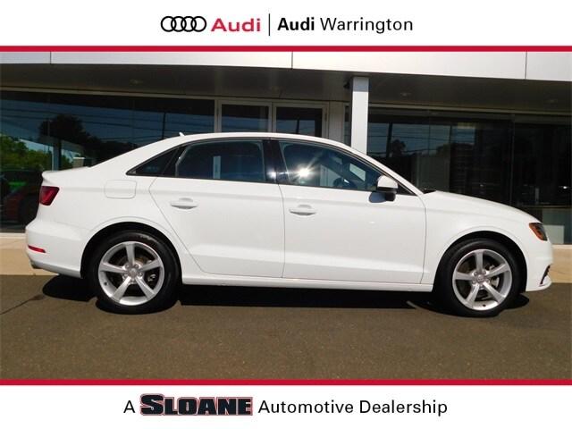 Used 2016 Audi A3 2.0T Premium Sedan Warrington