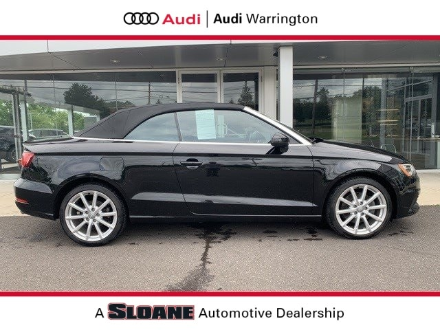 Used 2015 Audi A3 2.0T Premium Plus Convertible Warrington