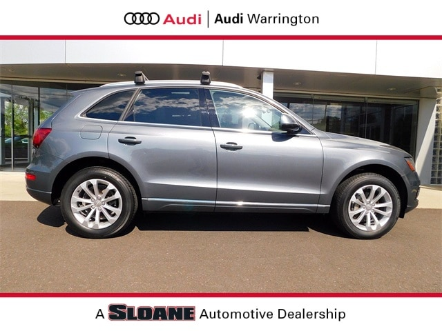 Certified pre owned 2016 Audi Q5 2.0T Premium SUV Warrington