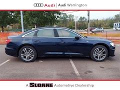 2022 Audi A6 Sedan