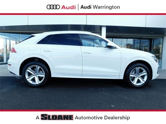 New 2019 Audi Q8 3.0T Premium SUV Warrington