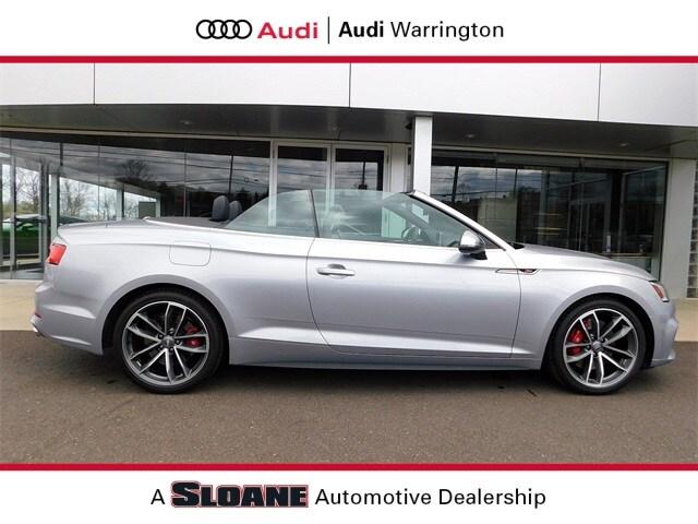 2018 Audi S5 3.0T Premium Plus Convertible