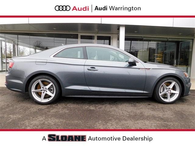 New 2019 Audi A5 Coupe Warrington