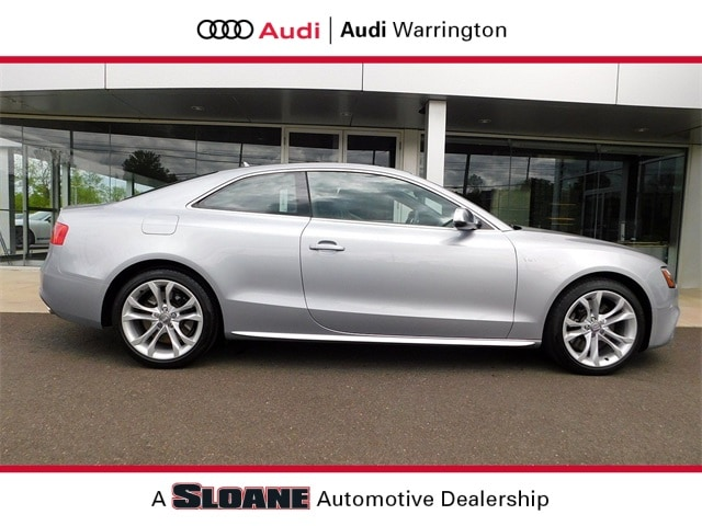 Certified pre owned 2015 Audi S5 3.0T Premium Plus Coupe Warrington