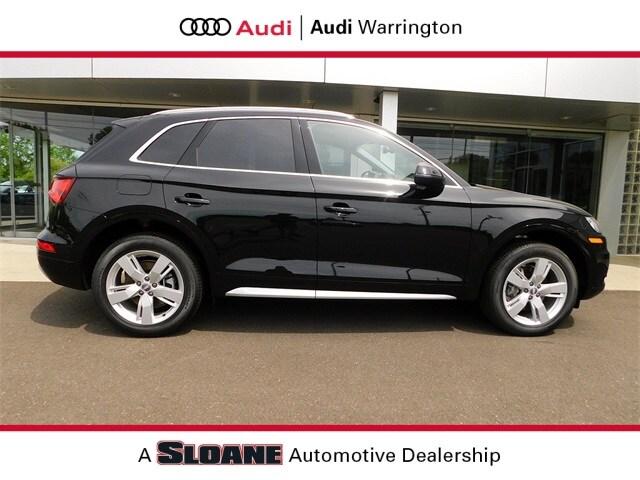 New 2019 Audi Q5 SUV Warrington