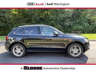 Used 2016 Audi Q5 3.0T Premium Plus SUV Warrington