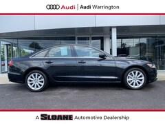 2014 Audi A6 3.0T Premium Plus Sedan