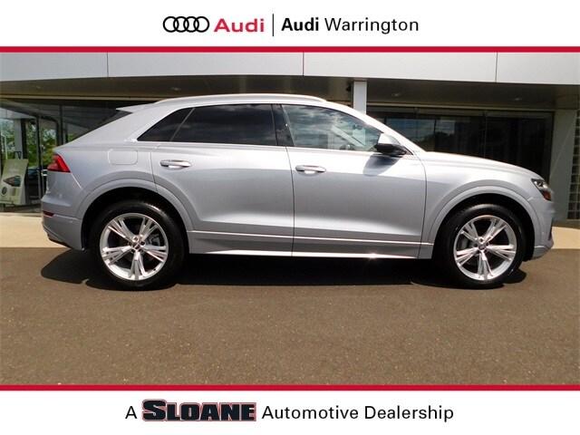 New 2019 Audi Q8 SUV Warrington