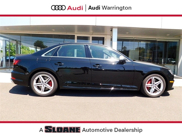 New 2019 Audi S4 3.0T Premium Sedan Warrington