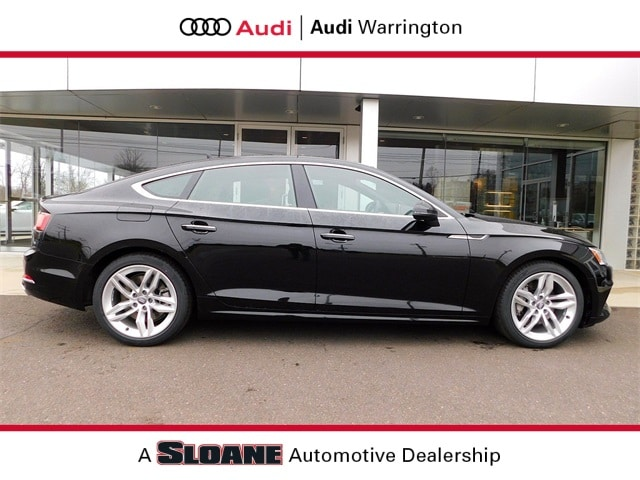 New 2019 Audi A5 Hatchback Warrington