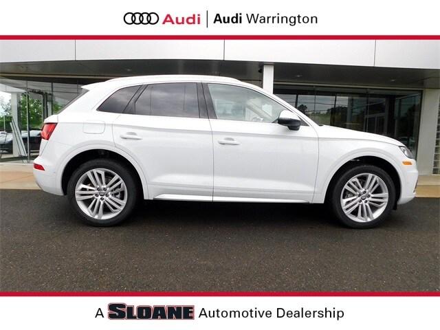 New 2019 Audi Q5 2.0T Prestige SUV Warrington
