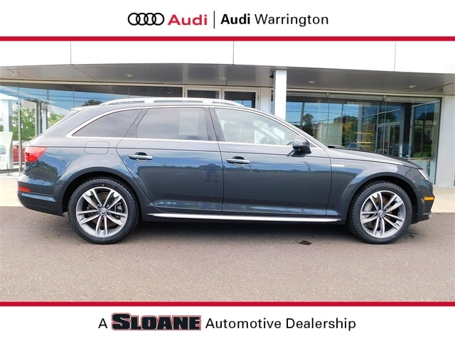 Certified pre owned 2017 Audi A4 Allroad 2.0T Premium Wagon Warrington