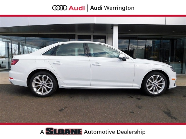 New 2019 Audi A4 Sedan Warrington