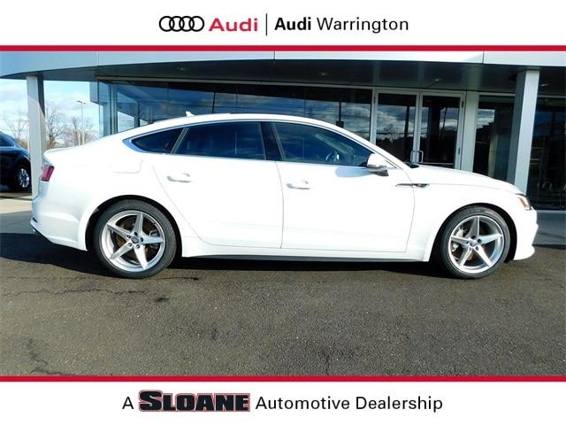 New 2019 Audi A5 Hatchback Warrington