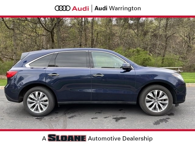 Used Acura Mdx Warrington Pa
