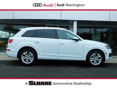 New 2019 Audi Q7 SUV Warrington