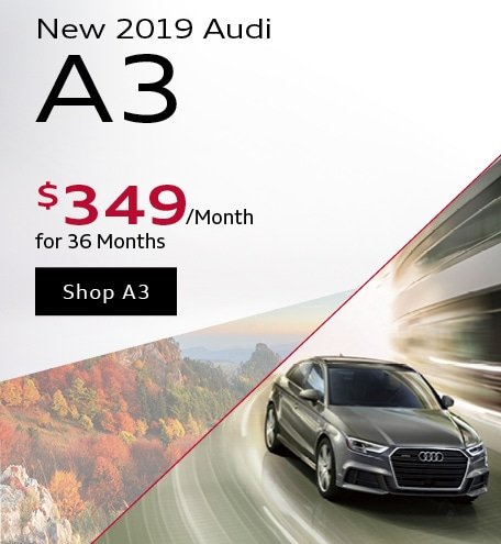 New 2019 Audi A3