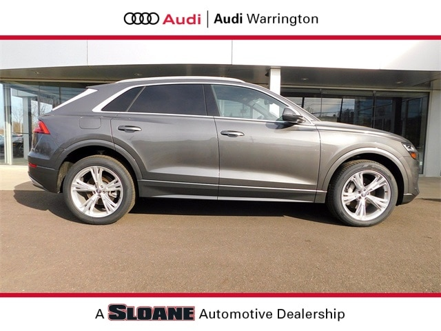 New 2019 Audi Q8 3.0T Premium SUV Warrington