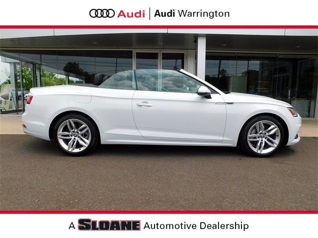 New 2019 Audi A5 Convertible Warrington