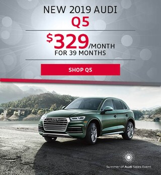 New 2019 Audi Q5