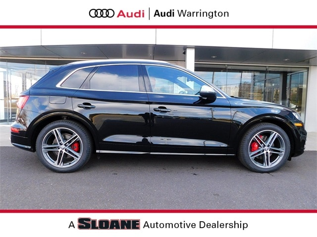 New 2019 Audi SQ5 3.0T Premium SUV Warrington
