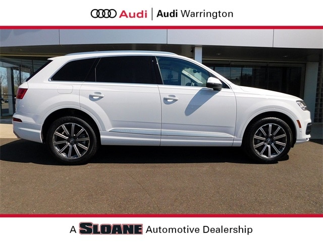 New 2019 Audi Q7 45 Premium SUV Warrington