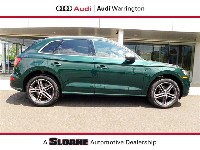 New 2019 Audi SQ5 3.0T Premium SUV Warrington