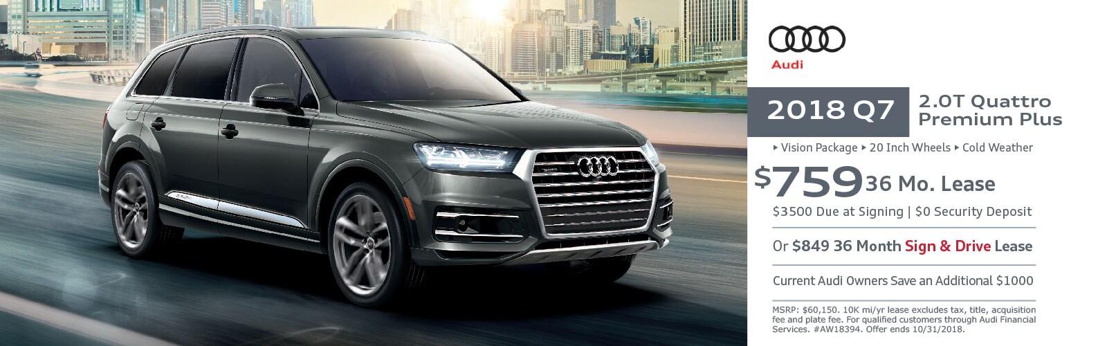 Cochran Audi Of Washington New Used Luxury Car Dealership - Audi pittsburgh