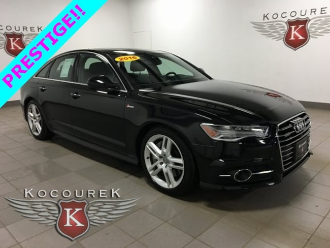 Used 2016 Audi A6 3.0T Premium Plus Sedan For Sale Wausau, WI
