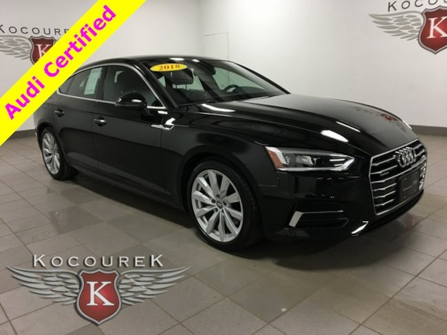 Used 2018 Audi A5 2.0T Premium Sportback For Sale Wausau, WI