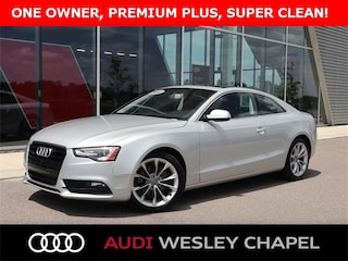 2014 Audi A5 2.0T Premium Plus Coupe