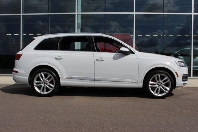 Used 2017 Audi Q7 For Sale at Audi Wesley Chapel   VIN
