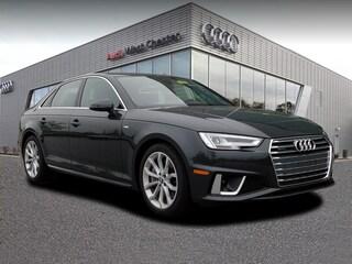 2019 Audi A4 Premium Plus Car