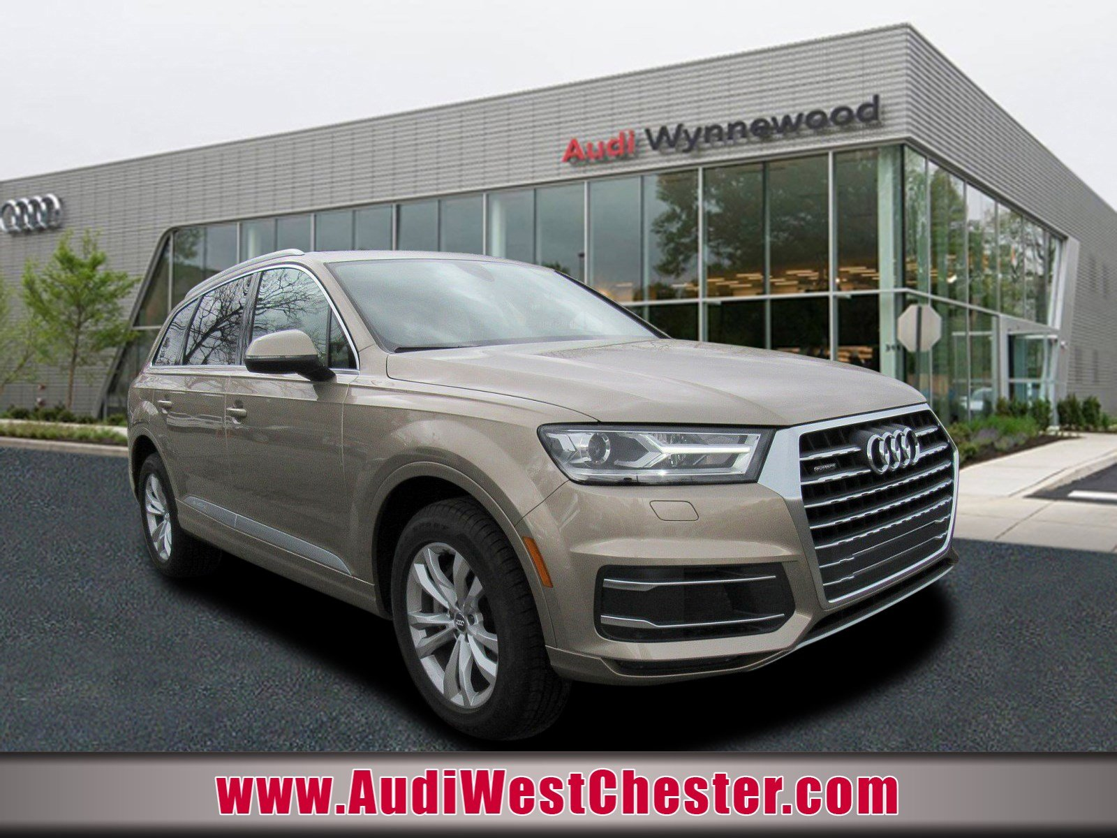 New Audi Q7 In Wynnewood Pa Inventory Photos Videos Features