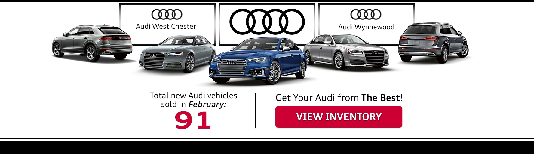 welcome to audi west chester | pennsylvania audi dealer