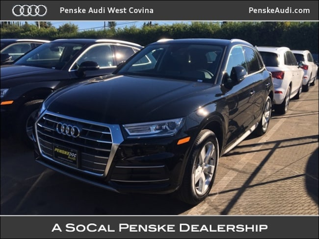 New 2018 Audi Q5 2.0T SUV West Covina