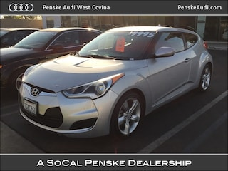 2014 Hyundai Veloster Base w/Black Hatchback