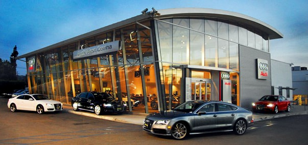About Penske Audi West Covina Dealership Parts Repair Leases - Audi dealers southern california