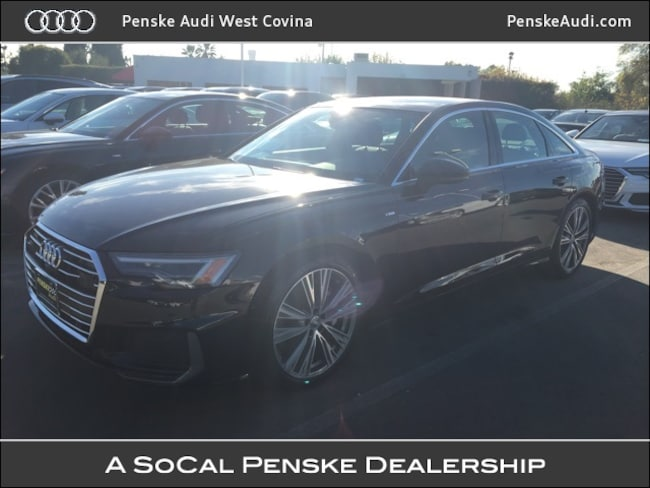 New 2019 Audi A6 3.0T Premium Plus Sedan West Covina
