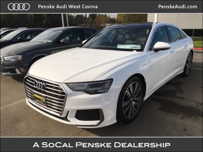 New 2019 Audi A6 For Sale In West Covina Ca Vin Wauk2af27kn033663