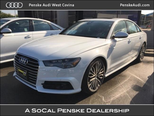 New 2018 Audi A6 2.0T Premium Plus Sedan West Covina